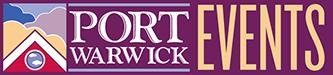 Port Warwick Events Logo