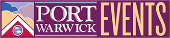Port Warwick Events Logo